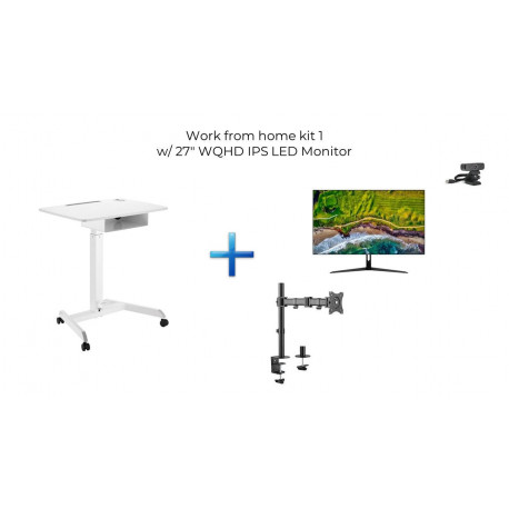 Axis T91B21 Stand white Ref: 5506-611