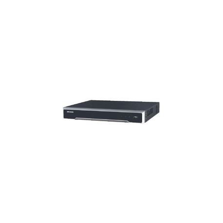 Hikvision 8ch. NVR. PoE Ref: DS-7608NI-I2/8P